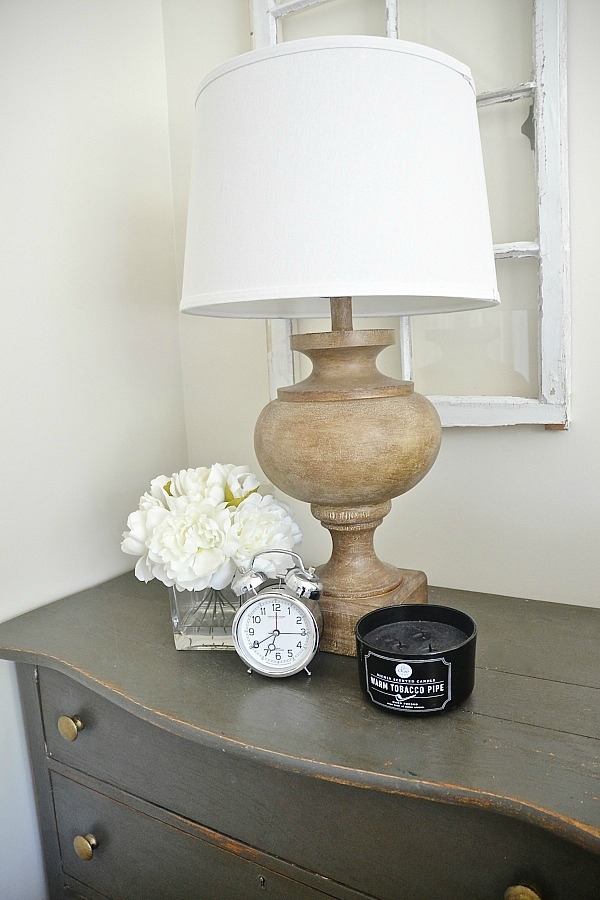 New Master Bedroom Lamps - lizmarieblog.com