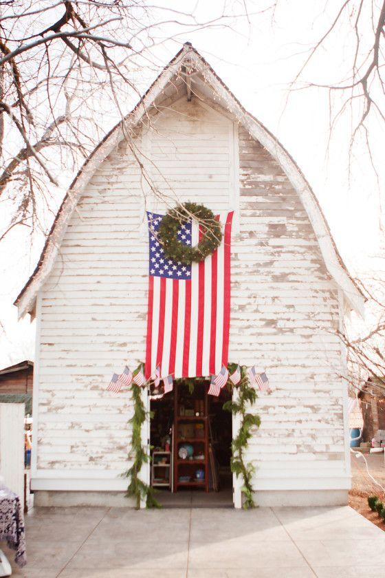 The barn at Clayson Farm
