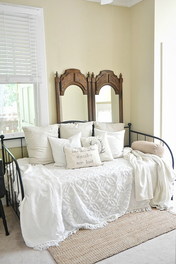NC Rental – Daybed Room First Look
