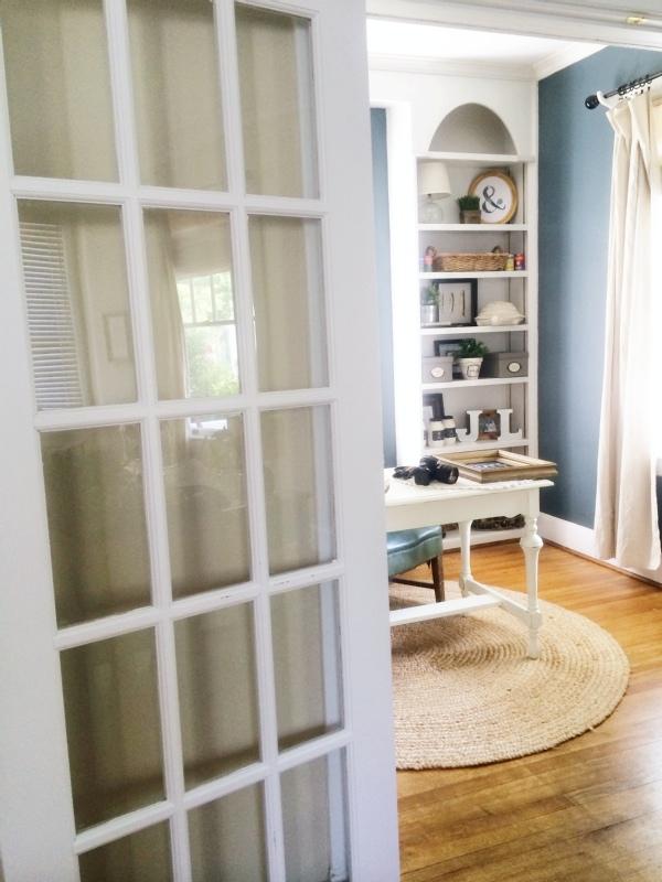, NC Rental – Office First Look {Cellphone Photos}