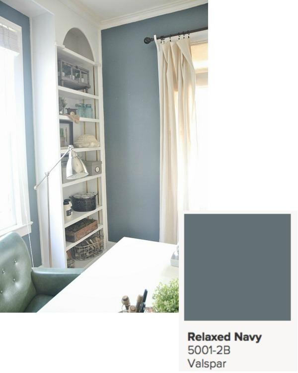 The perfect cottage paint colors- lizmarieblog.com
