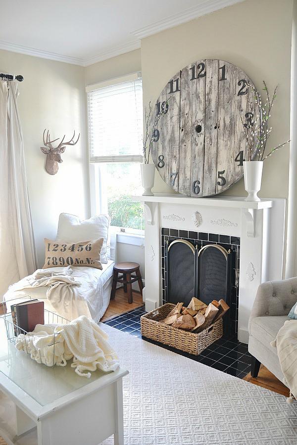 Liz Marie Blog Family Room