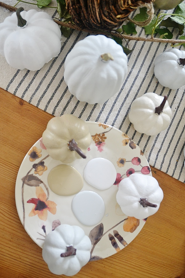 painted pumpkins, Painted Pumpkins