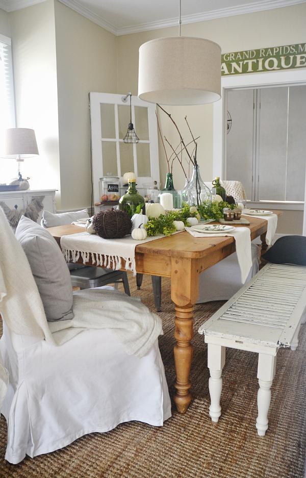Liz Marie Blog Dining Room Rental