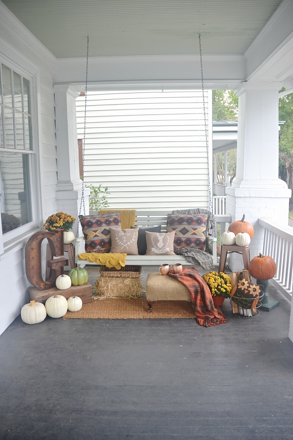 Fall Home Tour – LMB Rental 2014