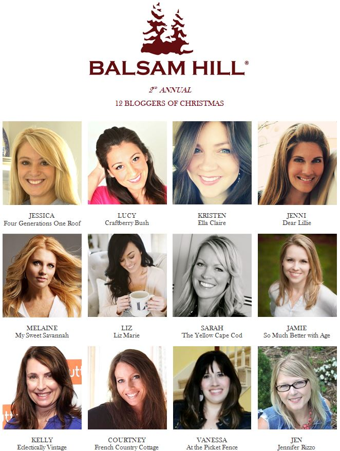 balsam hill christmas tree, 12 Bloggers Of Christmas – Balsam Hill Christmas Tree