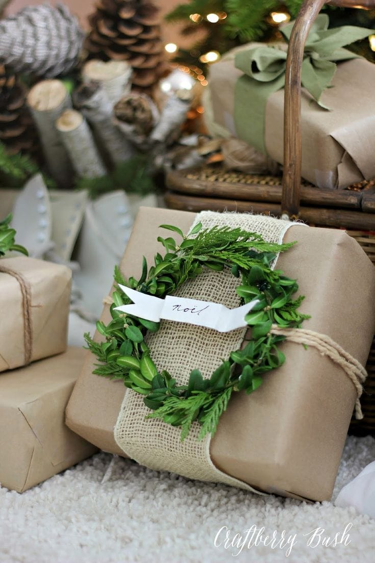 25+ Easy & Creative Gift Wrapping Ideas - Liz Marie Blog