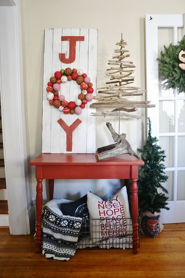 How To Frugally Quickly Decorate For Christmas Liz Marie