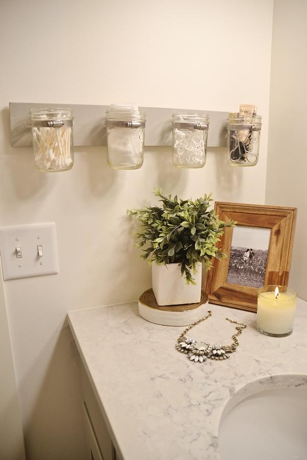 DIY Mason Jar holder - The easy way!!