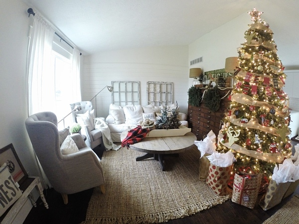 christmas decor, Christmas Decor Gone & The Flu