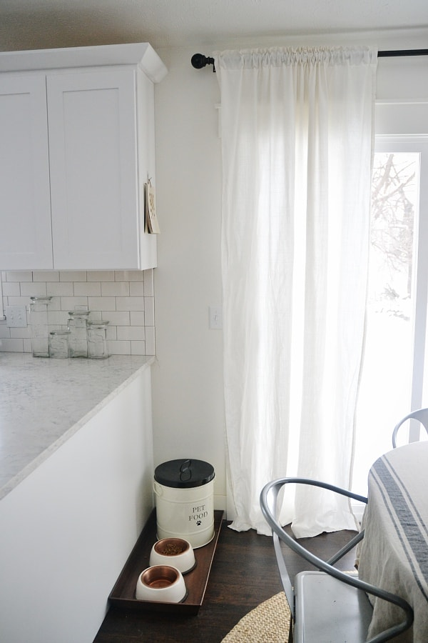 DIY No-Sew Curtains, New Curtains & Some DIY No-Sew Curtains