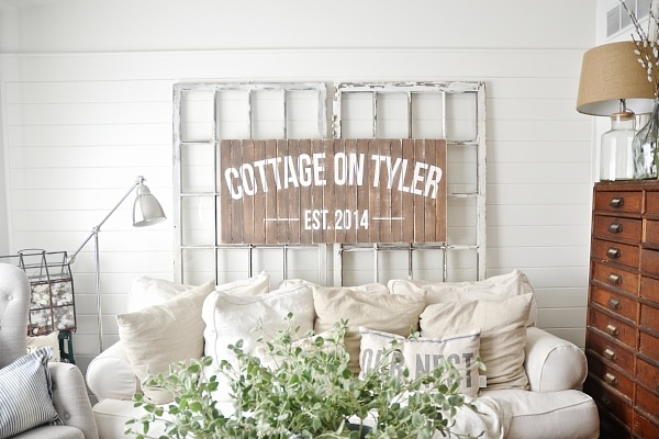 We Named Our house!! - Liz Marie Blog