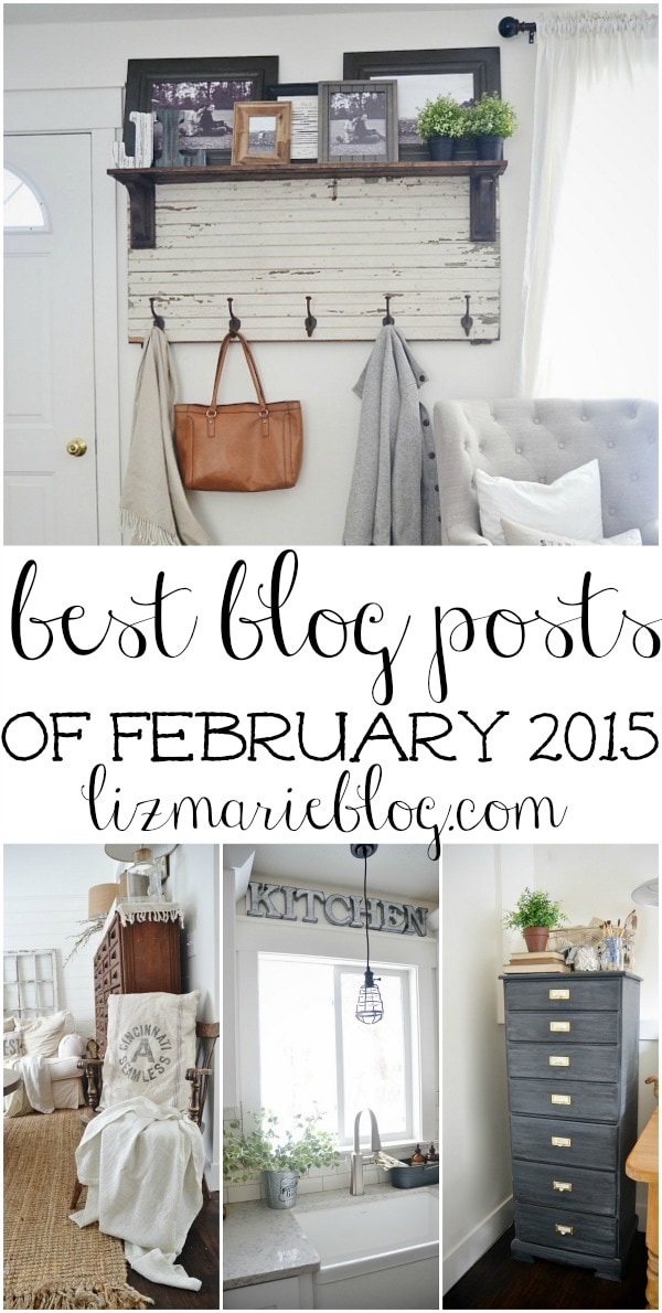 Best blog posts of February 2015 - A must pin to reference & get inspired!