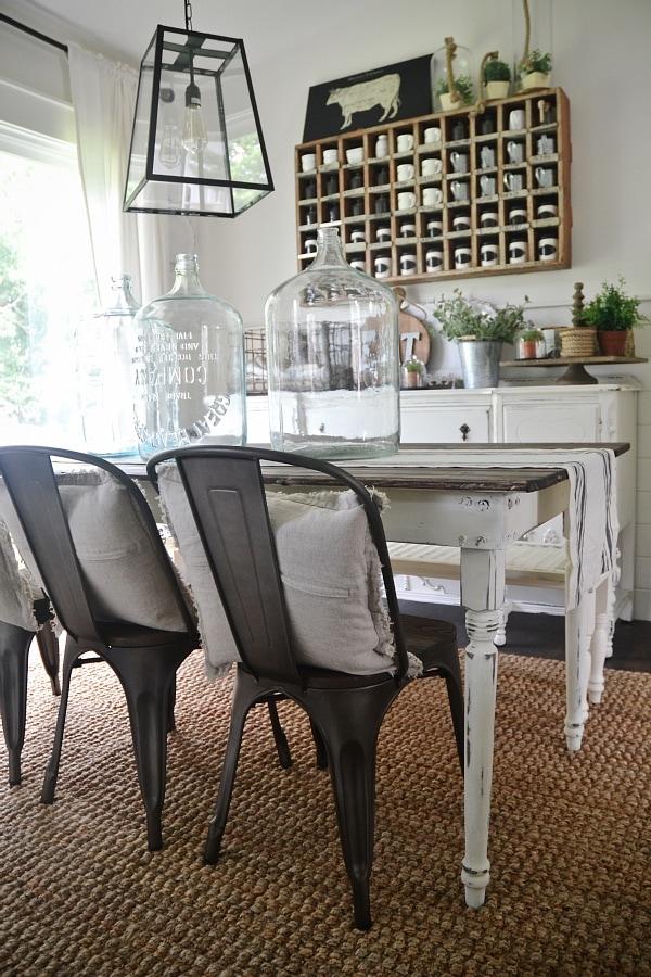 diy farmhouse table, DIY Farmhouse Table