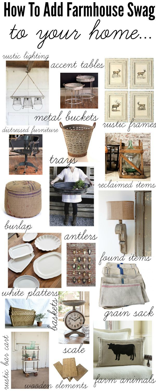 How to add farmhouse style, How To Add Farmhouse Style To your Home