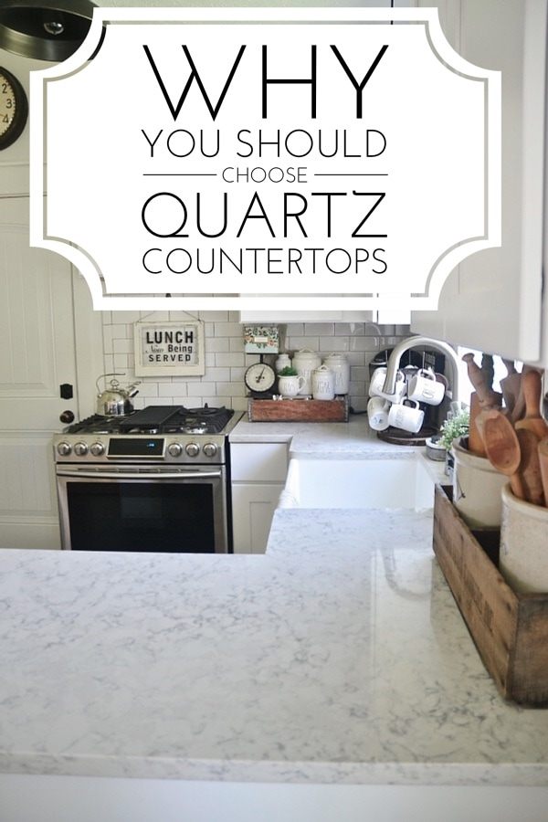 Quartz Countertop Review Pros Cons