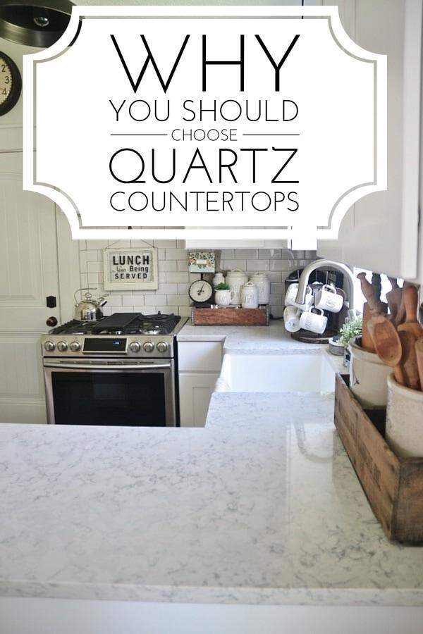 quartz countertops reviews, Quartz Countertop Review – Pros & Cons