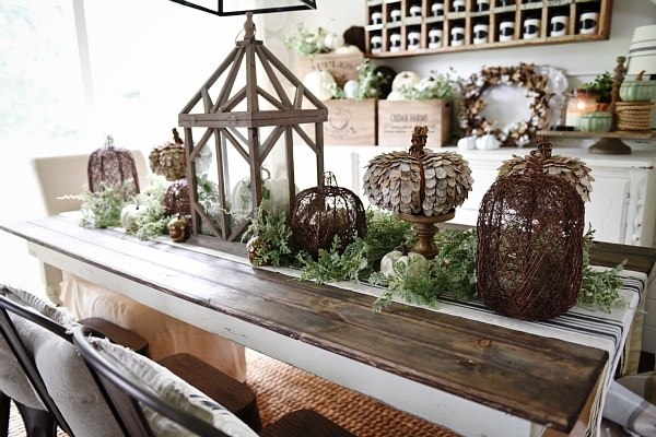 , Neutral Early Fall Home Tour
