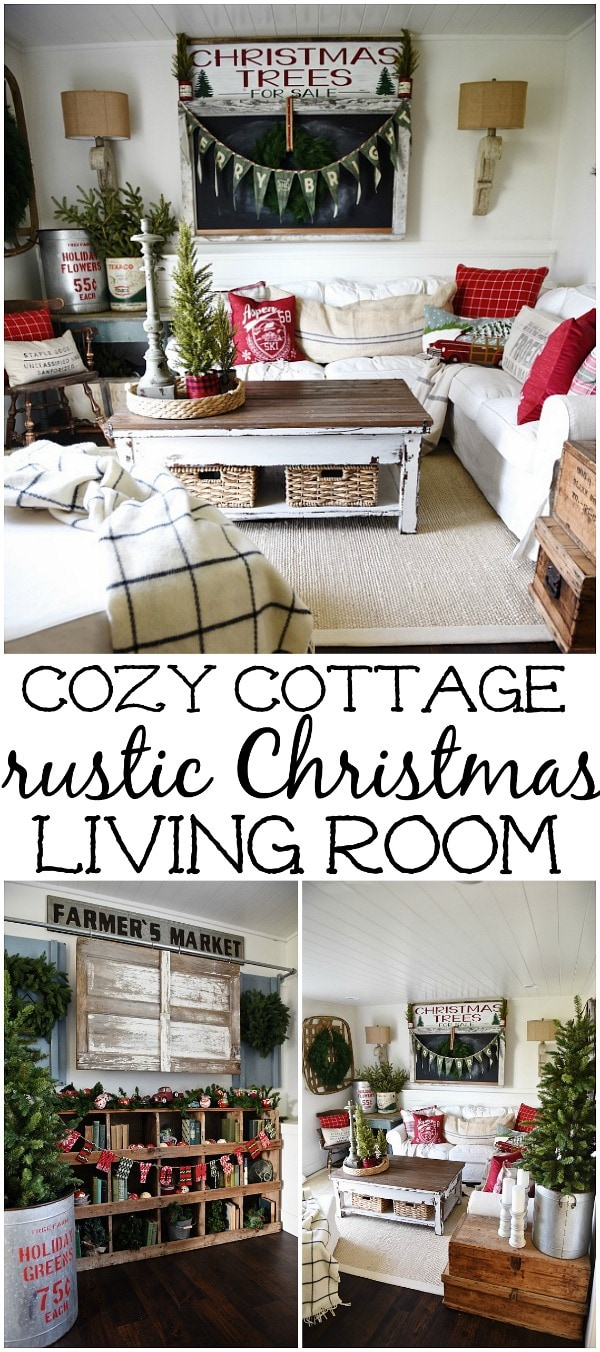 Cozy Cottage Christmas, Cozy Cottage Christmas – Holiday House Walk 2015