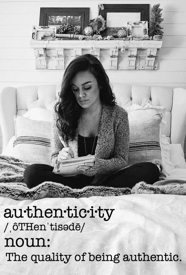 2016 word of the year: Authenticity