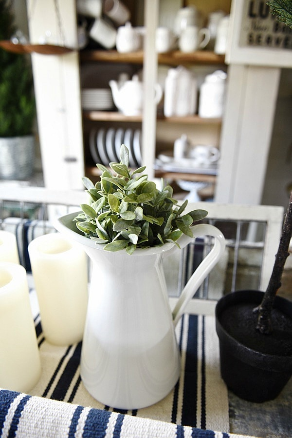faux greenery, Ikea Haul & The Best Faux Greenery