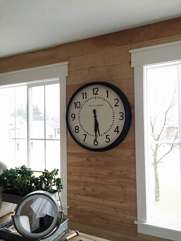The Cheapest & Easiest Way To Shiplap - Office Update - Liz