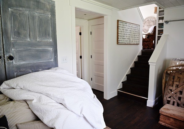 Farmhouse style gallery wall, Farmhouse Style Staircase Gallery Wall