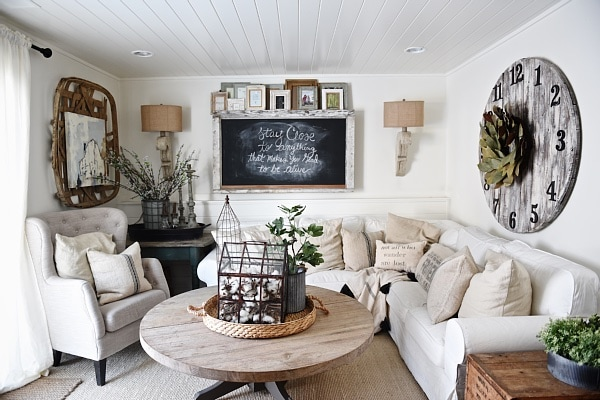 slipcovered sofas, The Best White Slipcovered Sofas