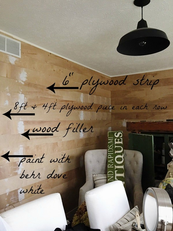 to install shiplap, The Cheapest & Easiest Way To Shiplap – Office Update