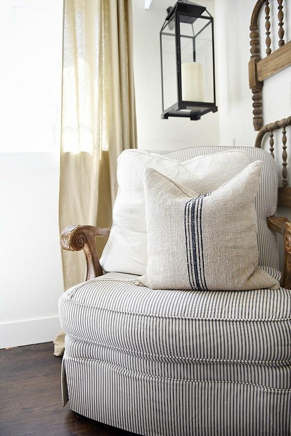 grain sack pillows, The Best Grain Sack Pillows