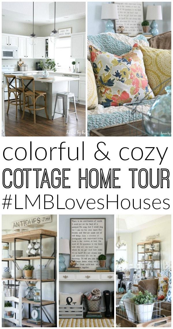 , #LMBLovesHouses – Colorful Cottage
