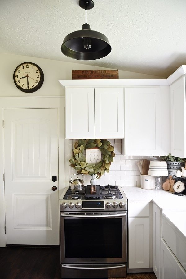 Cozy Farmhouse Kitchen Decor Liz Marie Blog
