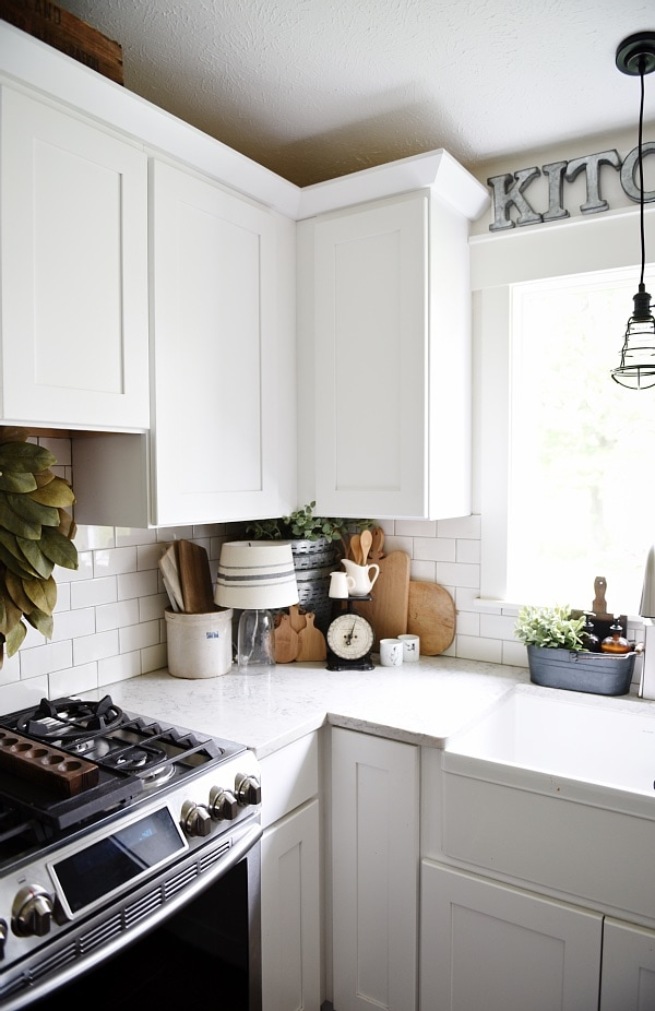 Farm House Kitchens: Cozy Farmhouse Kitchen Decor