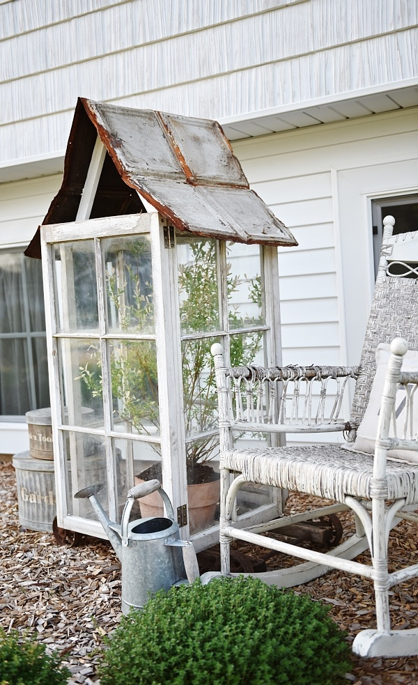 Window Greenhouse, DIY Window Greenhouse