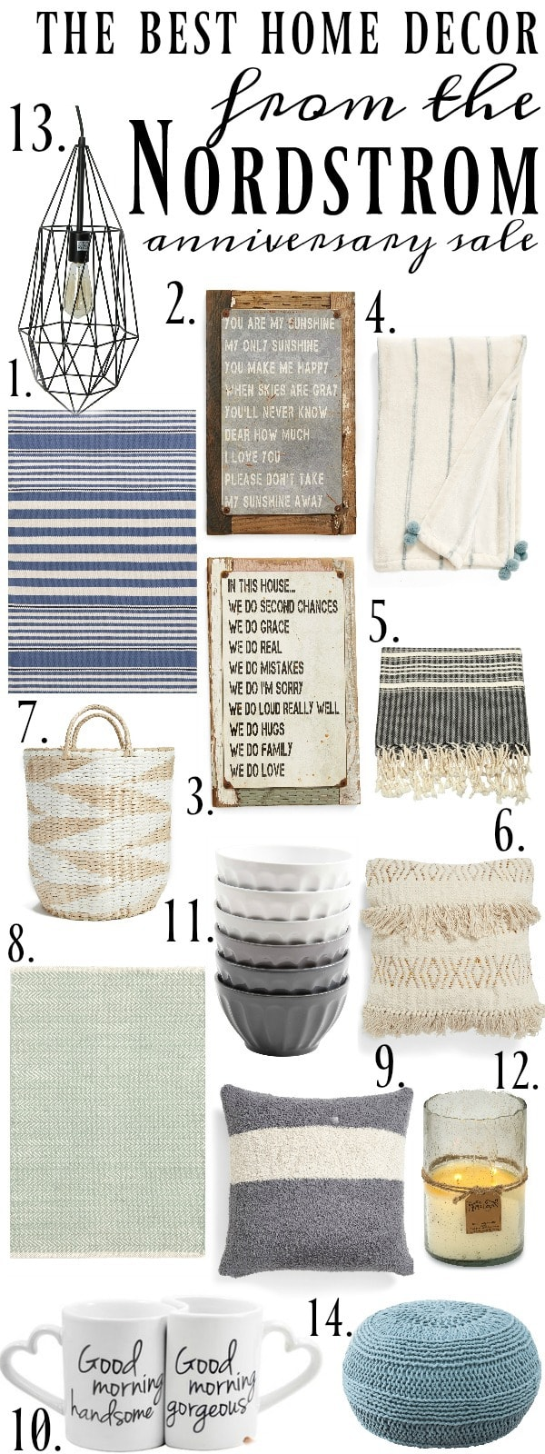 Farmhouse & Cottage Decor At Nordstrom – #NSALE
