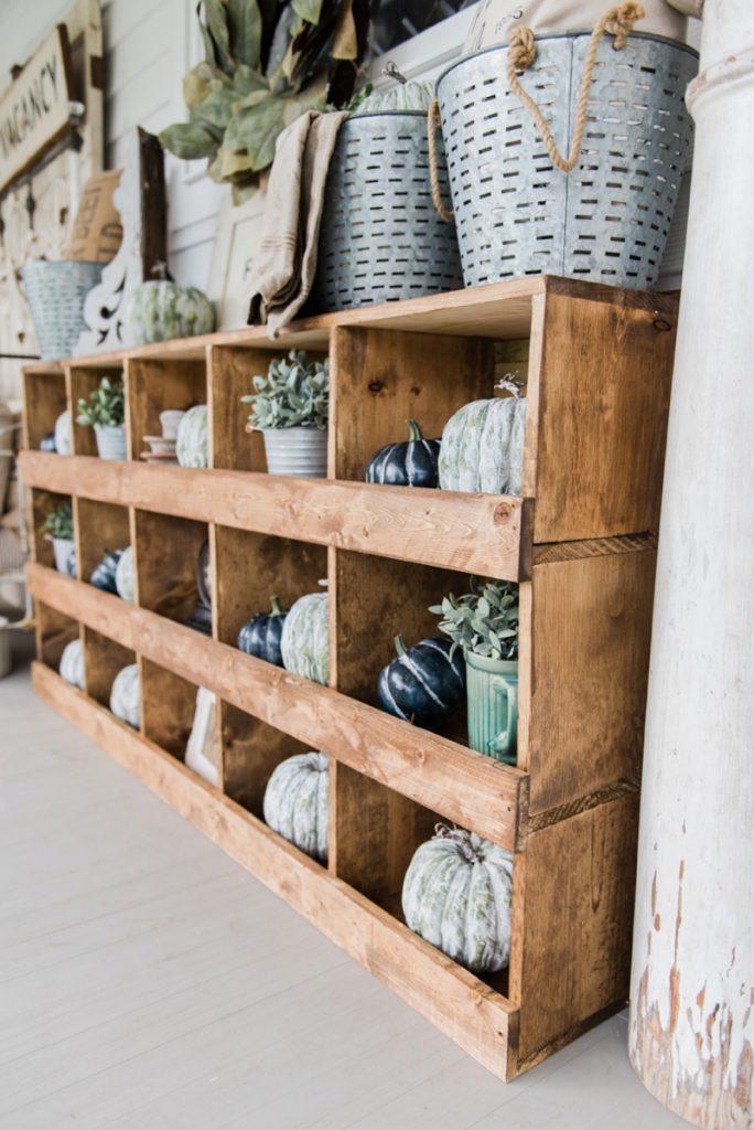 Diy Farmhouse Style Nesting Boxes Liz Marie Blog