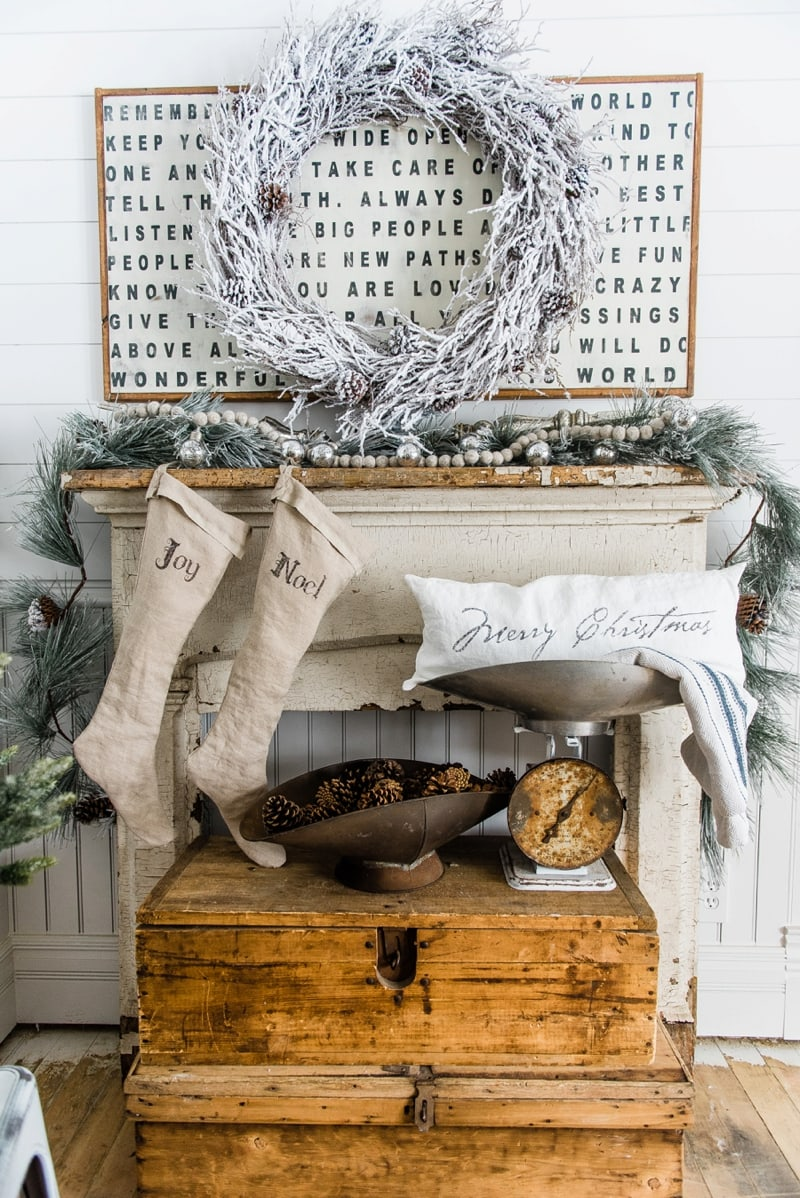 Simple Handmade Farmhouse Decor