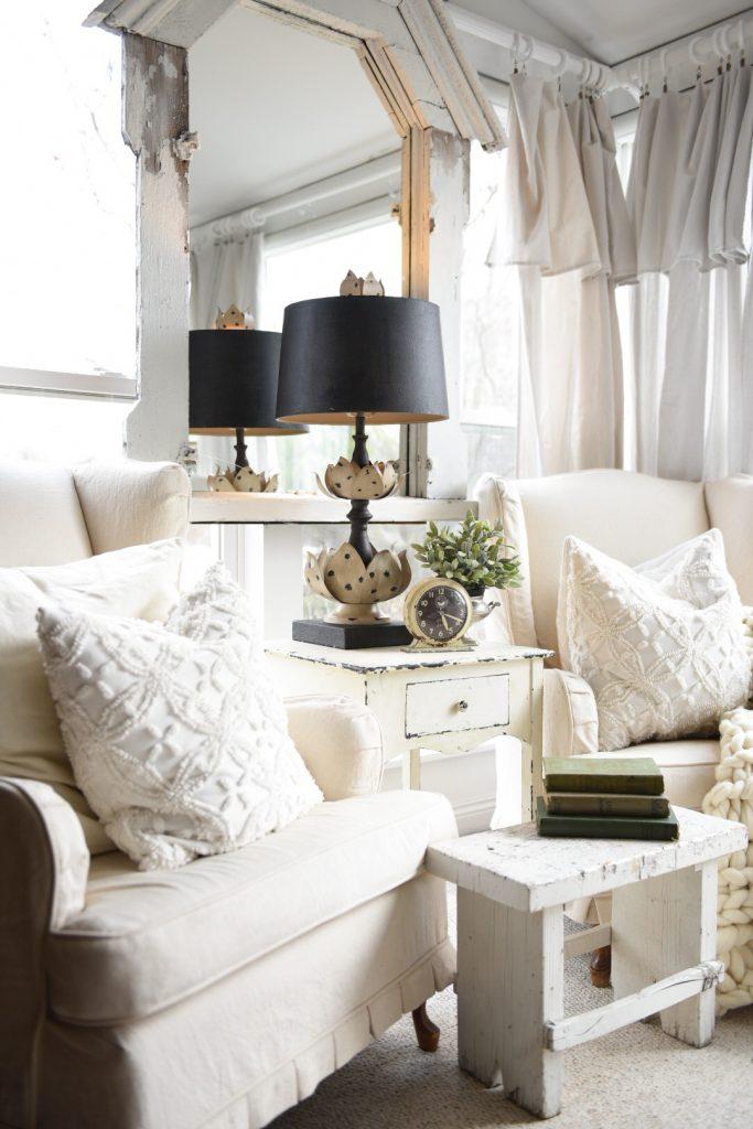 , Magnolia Lamp