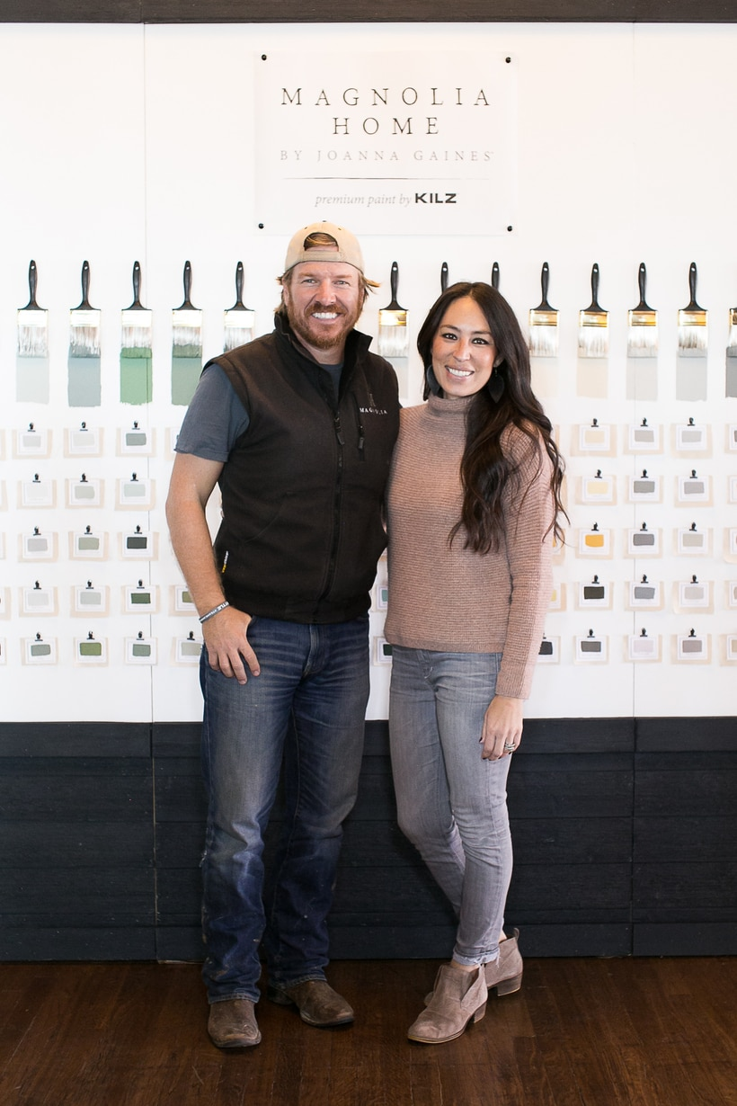 , The Day I Met Chip & Joanna Gaines