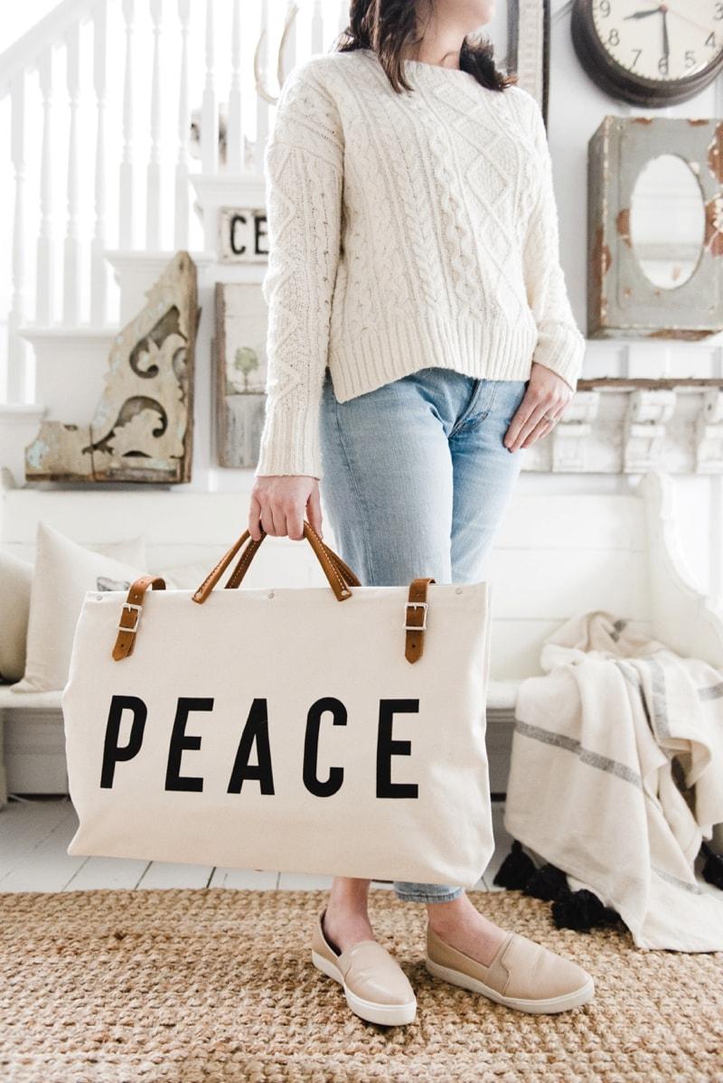 , Peace Bag
