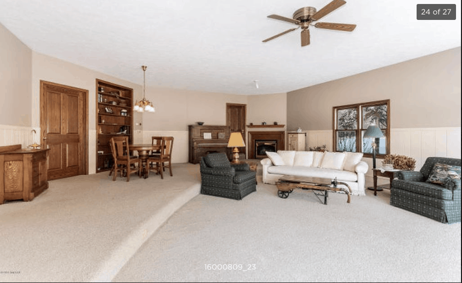 , Back Living Room – The Beginning