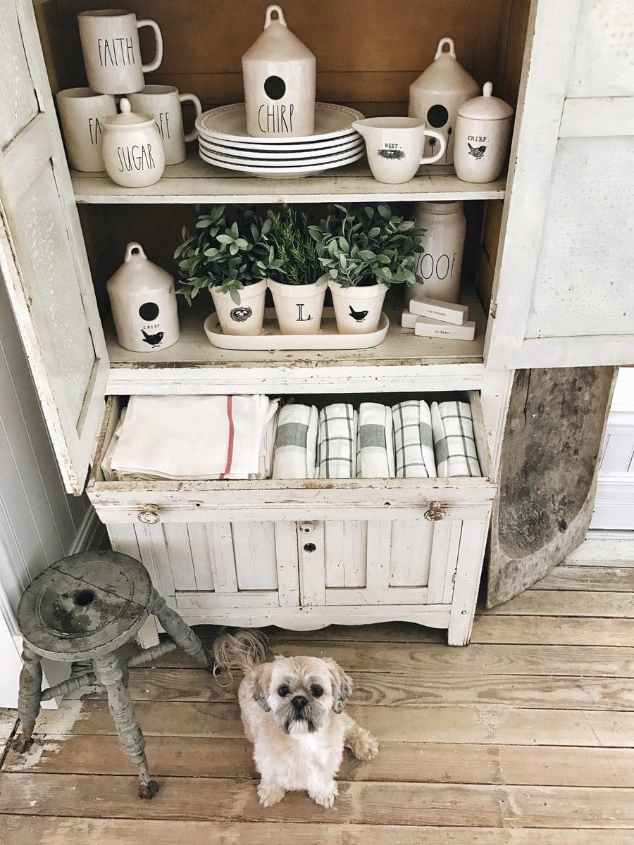 , Farmhouse Decor From Ikea