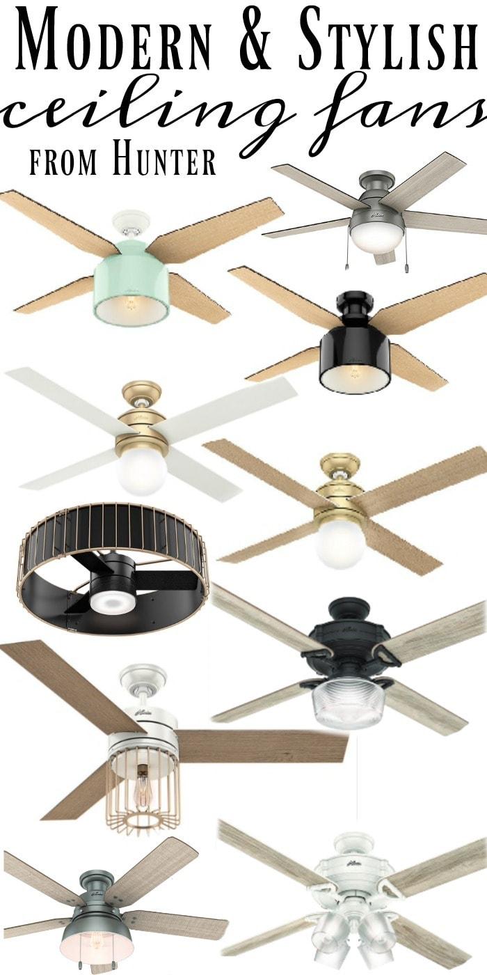 farmhouse ceiling fan