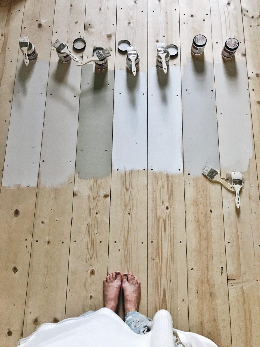 Floor Finish Series – Part One