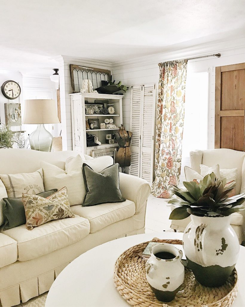 , Adding Color To The Front Living Room