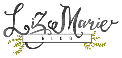 Liz Marie Blog Header