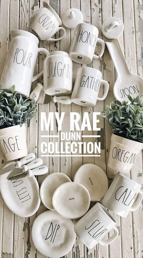 Rae Dunn, My Rae Dunn Collection & FAQ's