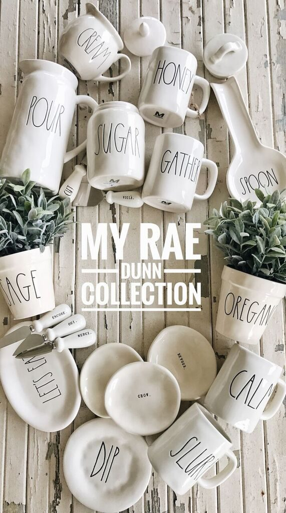 Rae Dunn Mugs