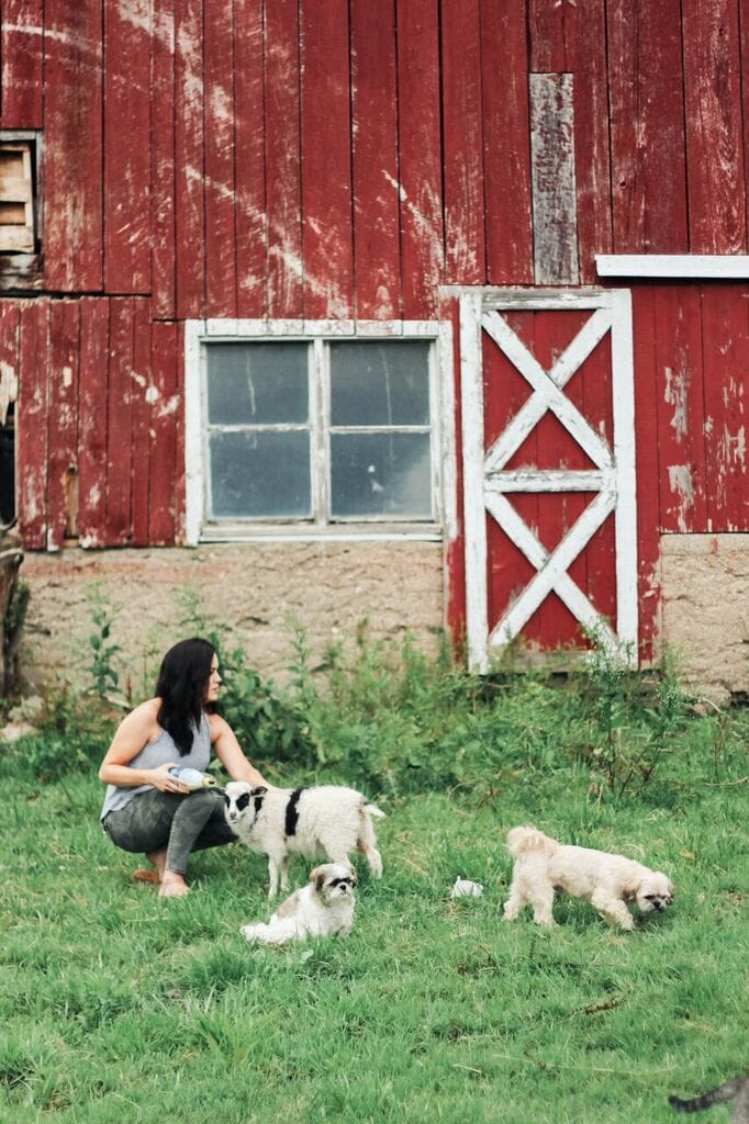 , How Farming Has Helped My Infertility