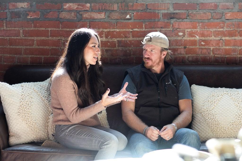 , I Interviewed Chip Gaines!!